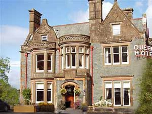Queenshotellockerbie.co.uk